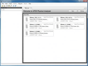 Cellebrite UFED Logical Analyzer 3 7 Download (Free trial