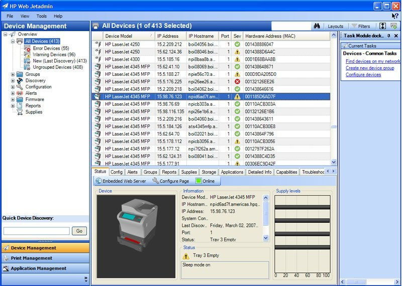 HP Web Jetadmin 10 3 Download (Free) - LaunchWJA exe