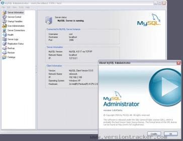 MYSQL 1.2.12 TÉLÉCHARGER ADMINISTRATOR