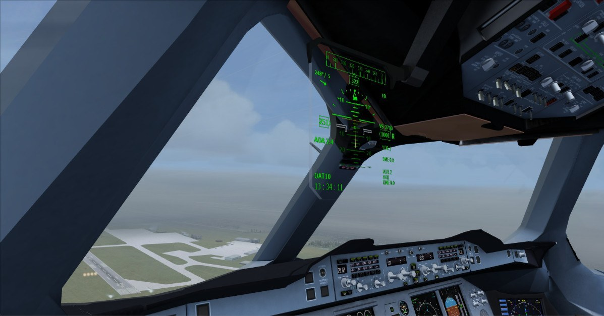 Airbus A380-800 VC Air France FSX & P3D Download - It is an