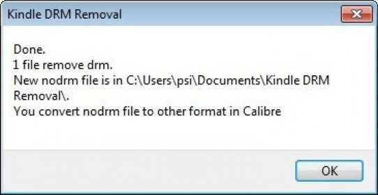 Kindle DRM Removal - Software Informer  It can quickly and