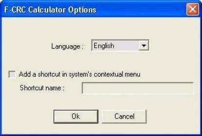 F-CRC Calculator - Software Informer  F-CRC calculator it used to