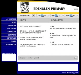 Edenglen PS Download - A web-based control panel that