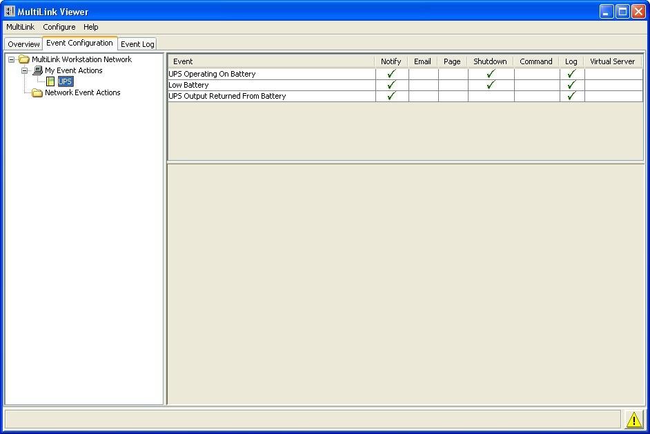 Liebert MultiLink 4 0 Download (Free) - javaw exe
