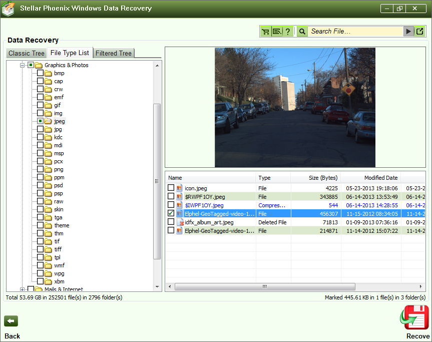 Previewed Image File
