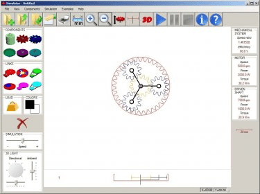 Gears simulator 30 download free trial gearsexe si client window maxwellsz