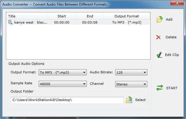 Converting Music Files