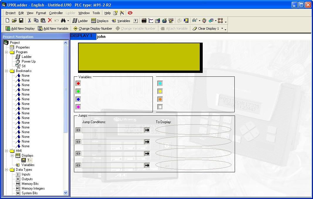 Unitronics U90 Ladder 6 1 Download (Free) - U90Ladder exe