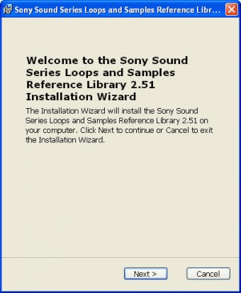 Sony Sound Series Loops and Samples Reference Library Download - It