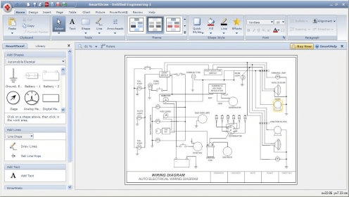 wire diagram - Smartdraw 2010 Torrent