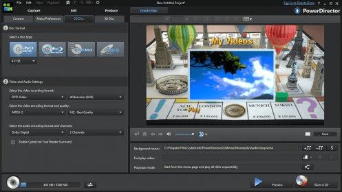 powerdirector software free download full version for windows 7