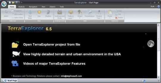 terraexplorer 5.1.3