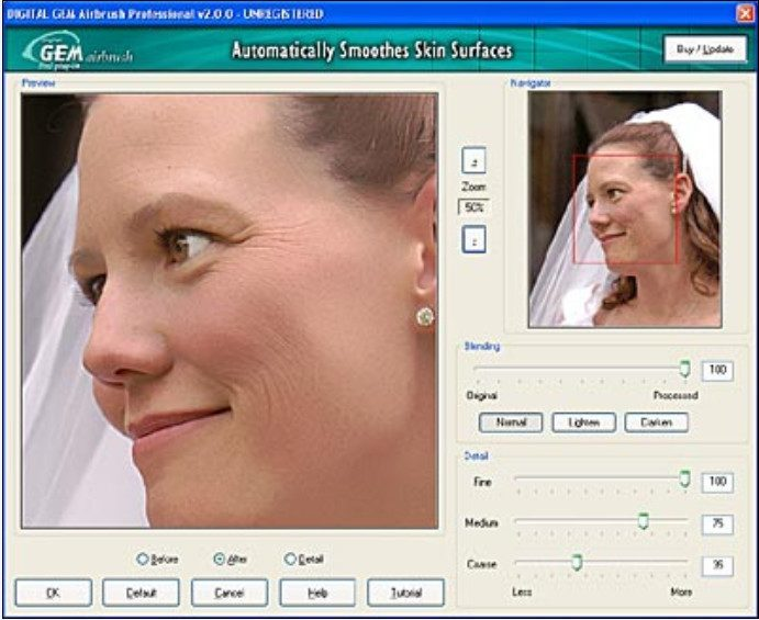 Kodak DIGITAL GEM Airbrush Professional Plug-In  Get the software safe and  easy