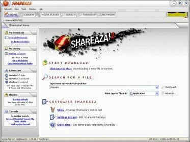 SHAREAZA 2.2 SCARICA