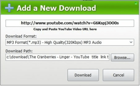 YouTube to MP3 High Quality Downloader - Software Informer  It can