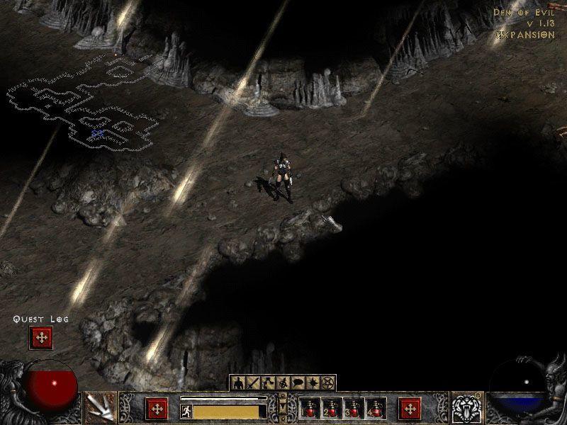Den of Evil completed