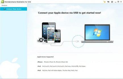 Screenshots for Wondershare MobileGo