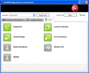 ThinkVantage Access Connections 5 8 Download (Free) - Access