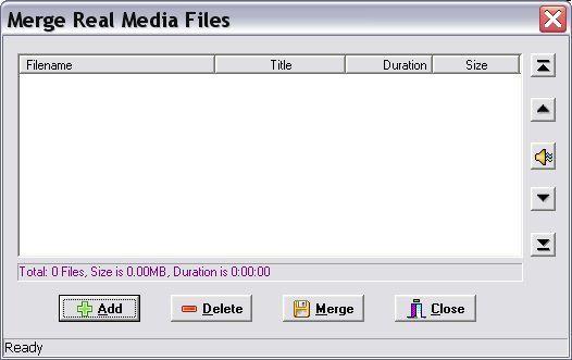 Merge Real Media Files