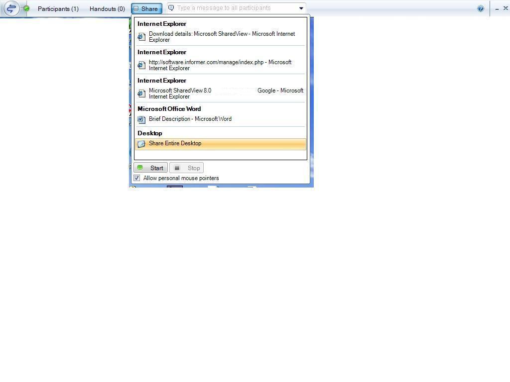 microsoft sharedview 1.0