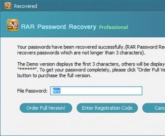 rar password recovery magic 6