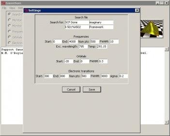 gausssum software