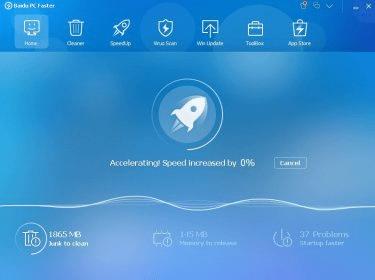 baidu pc faster free download