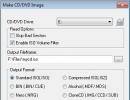 Make CD/DVD Image