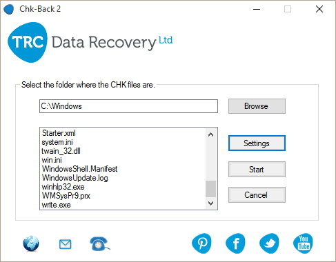 trc data recovery software free download