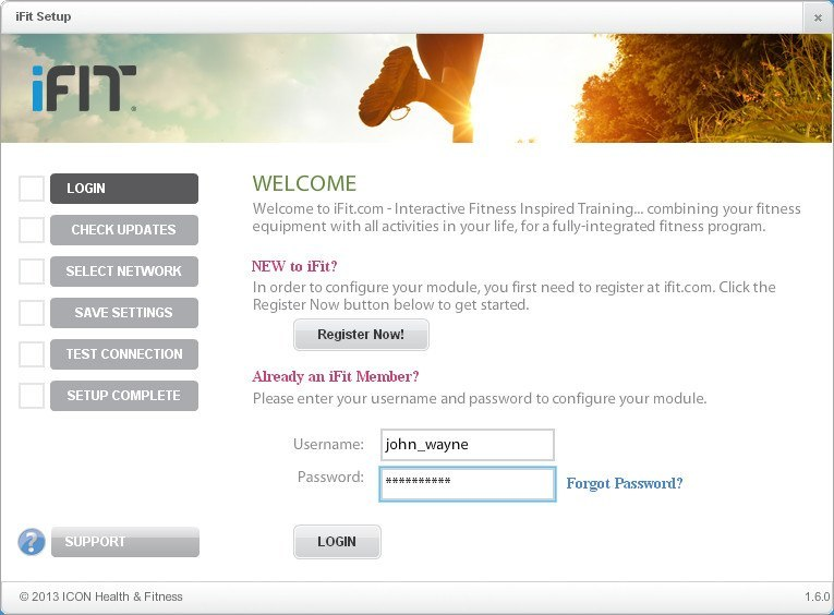 iFit Module Download (iFit Module exe)