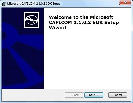 Microsoft Capicom 2.1 0.2 Download