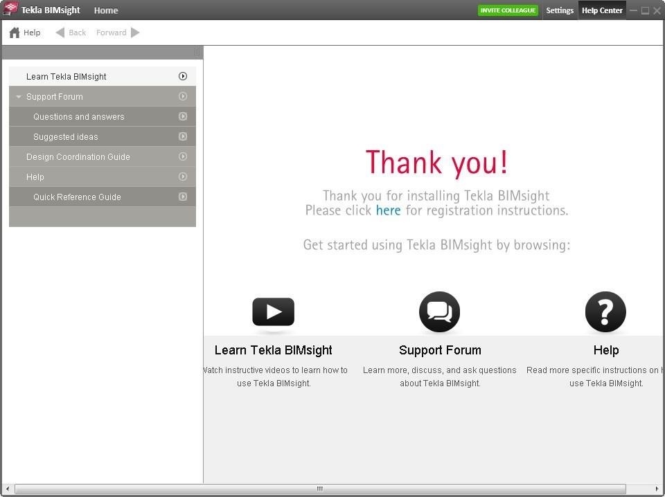 Tekla BIMsight 1 8 Download (Free) - BIMsight exe