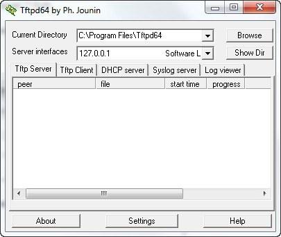 Tftpd64 Download (tftpd64 exe)