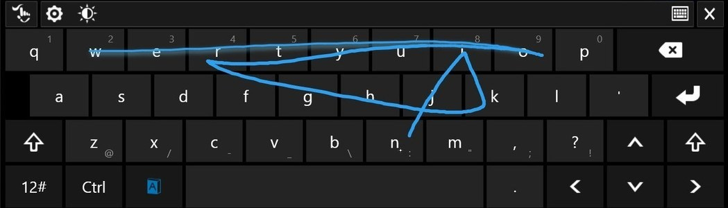 TouchPal X for Windows 8 1 2 Download (Free)