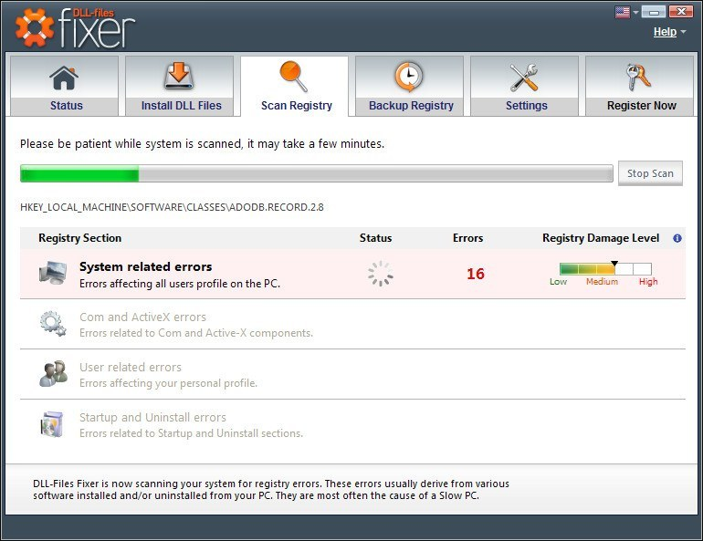 Dll-Files Fixer  Get the software safe and easy