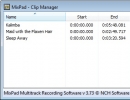 Clip Manager