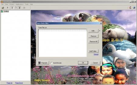 Fragment analysis software