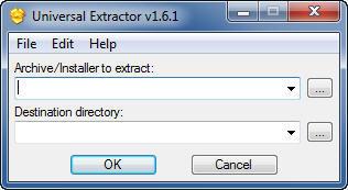 Universal Extractor 0 8 Download - UniExtract exe