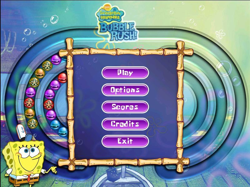 SpongeBob SquarePants Bubble Rush!  Get the software safe and easy