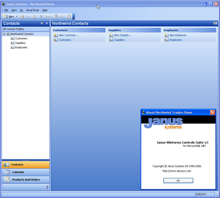 Windows Forms Controls for Microsoft  NET 3 5 Download (Free