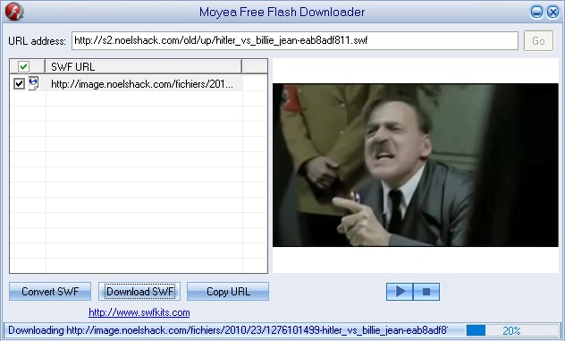 descargar moyea free flash downloader gratis
