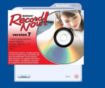 recordnow version 6.7.0