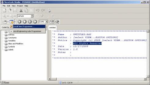microcode studio windows 7 gratis