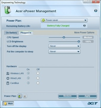 descargar empowering technology acer windows 7 gratis