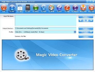 magic video converter 8.0.8.25