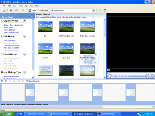 windows movie maker version 6.1 free download