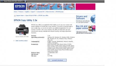 EPSON Copy Utility 3 3 Download (Free) - ECOPY EXE