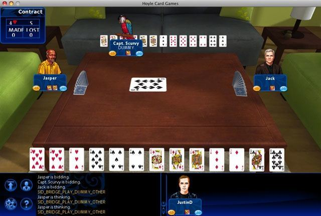 Hoyle Card Games 2001