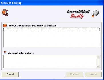 incredimail backup pro 2.7 gratuit