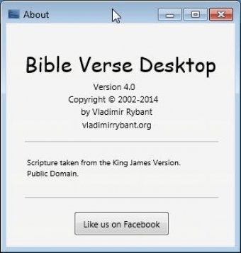 desktop bible verse software free download